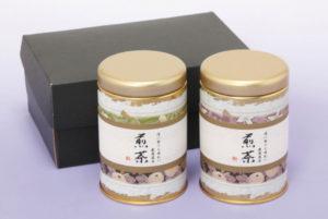 静岡産高級煎茶2本入り