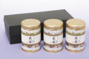 静岡産高級煎茶3本入り
