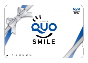QUO_smile_5000yen